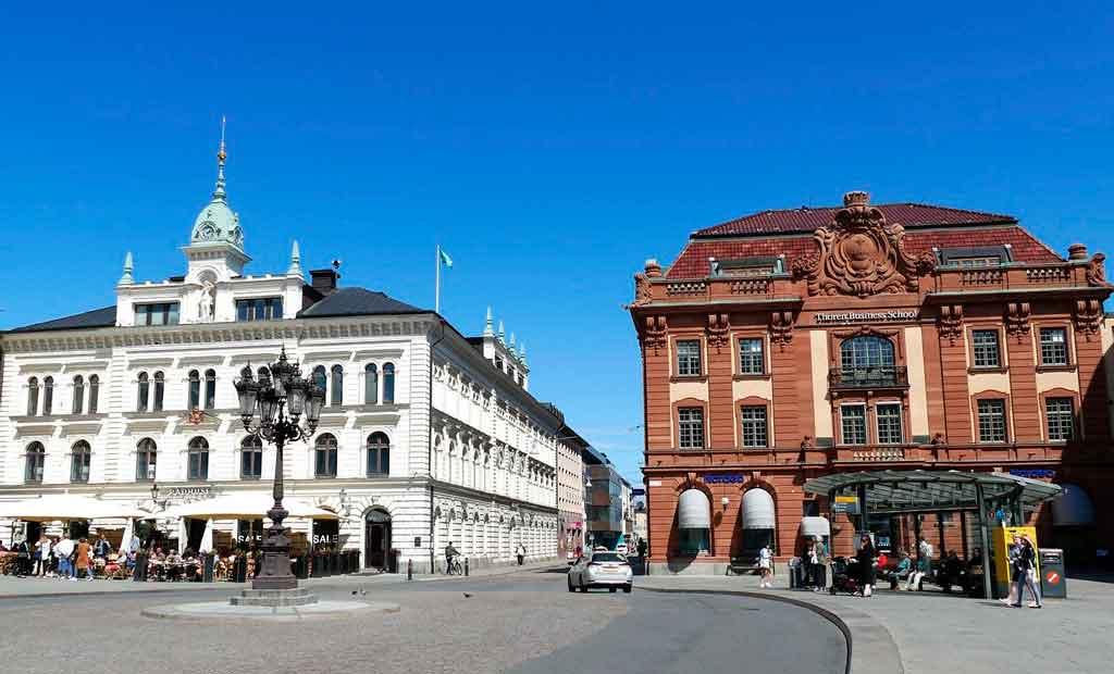 Uppsala Suécia história