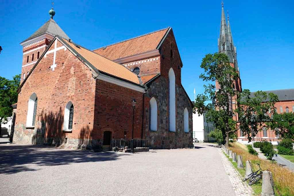 Uppsala Suécia melhores atrações