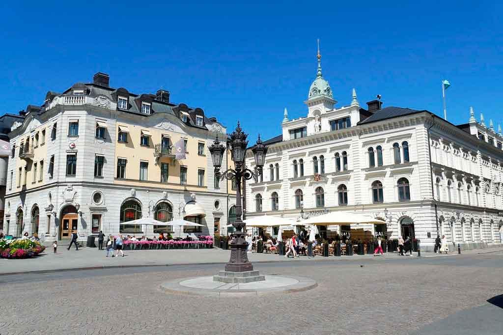 Uppsala Suécia quantos dias