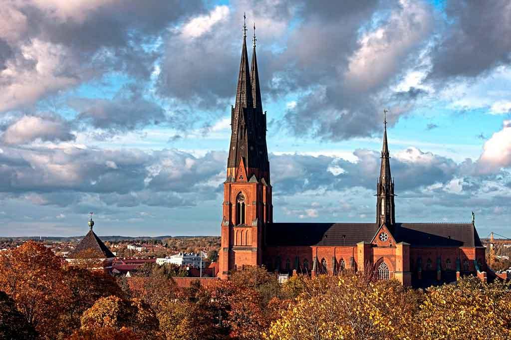 Uppsala Suécia