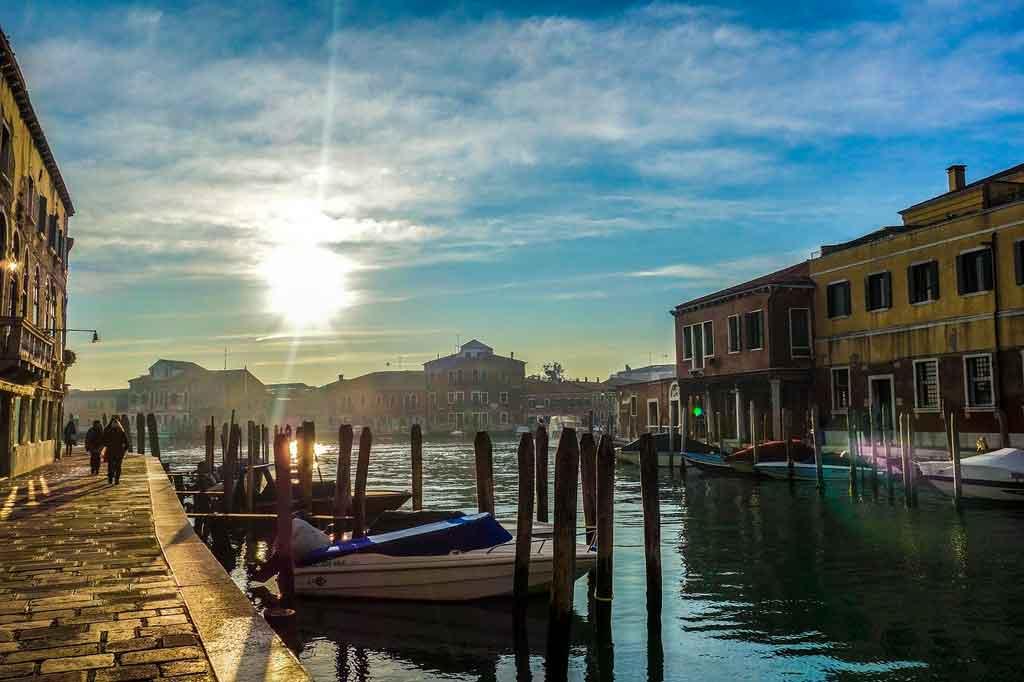 Veneza Itália de graça