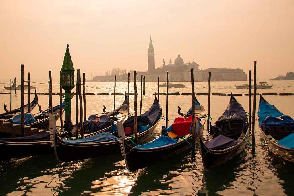 Veneza Itália história