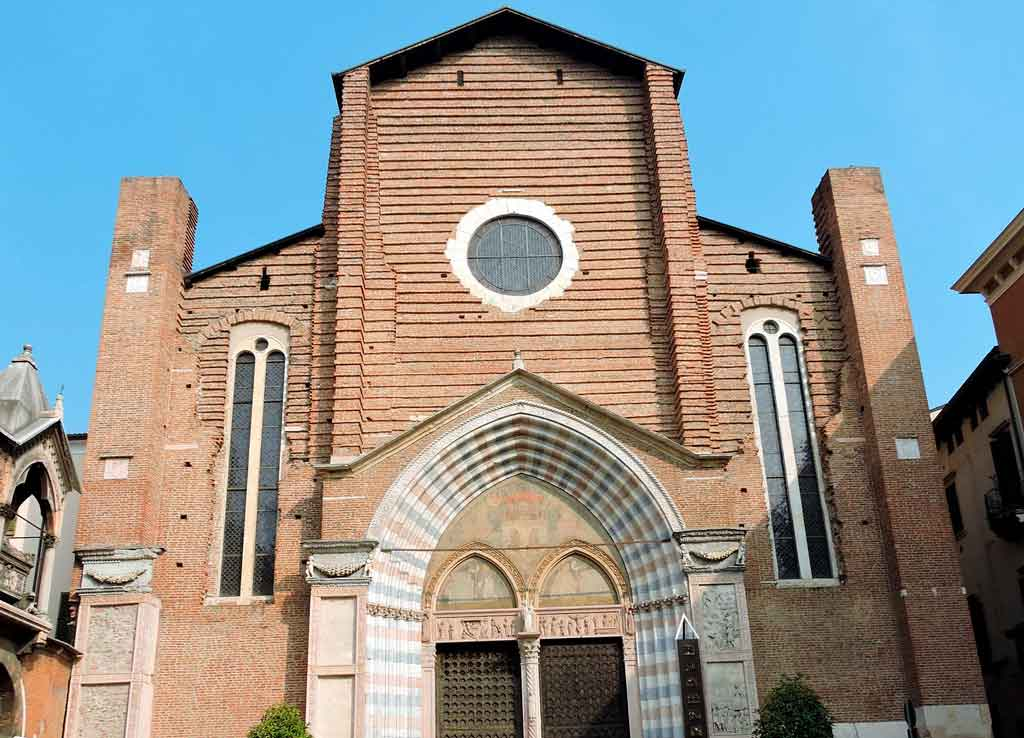 Verona Itália igreja verona