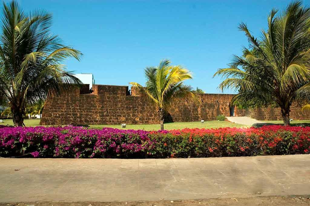 Capital de Moçambique fortaleza da nossa senhora da conceição