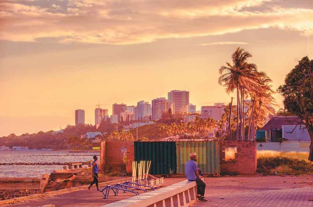 Capital de Moçambique