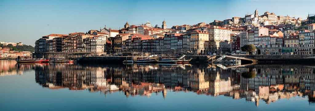 Cidade do Porto Portugal Capa