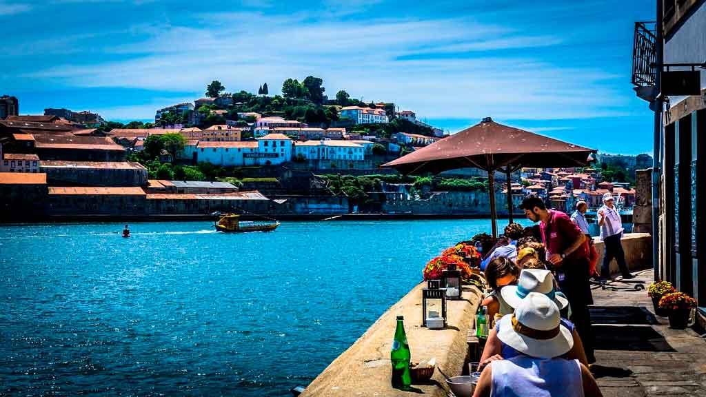 Cidade do Porto Portugal Destaques
