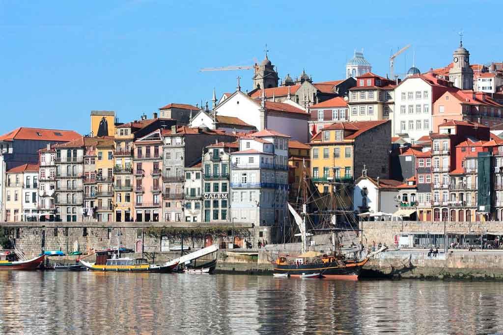 Cidade do Porto Portugal Vila nova de Gaia