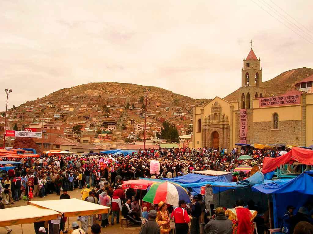 Cidades da Bolívia Oruro