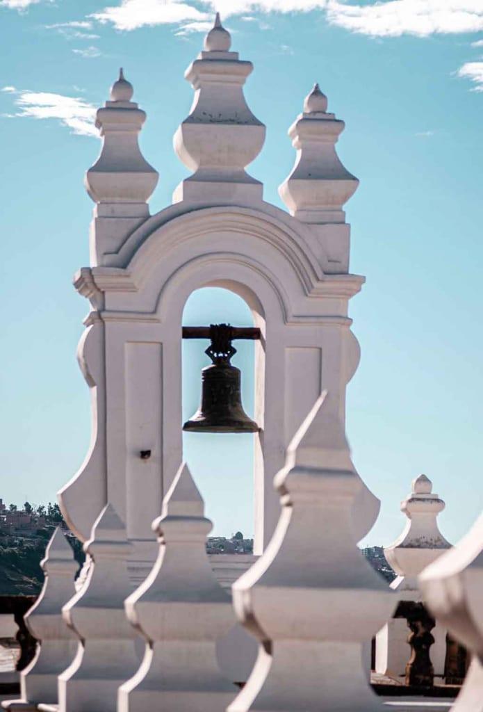 Cidades da Bolívia Sucre