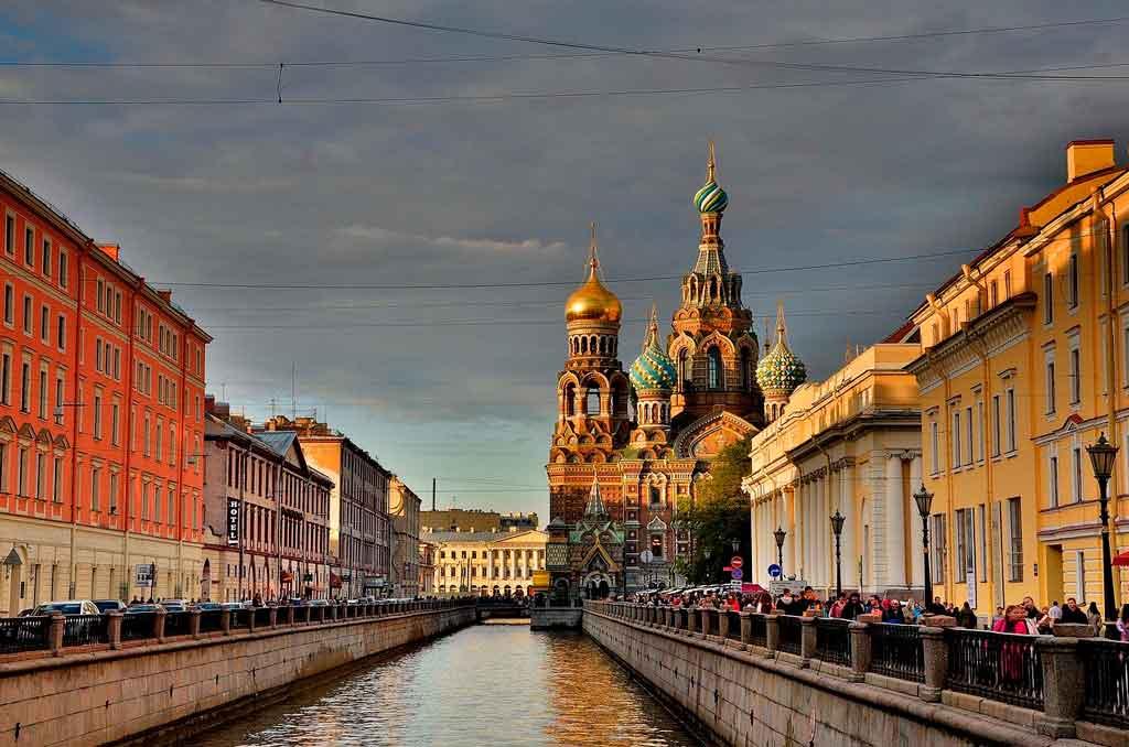 Clima da Rússia cidades federais
