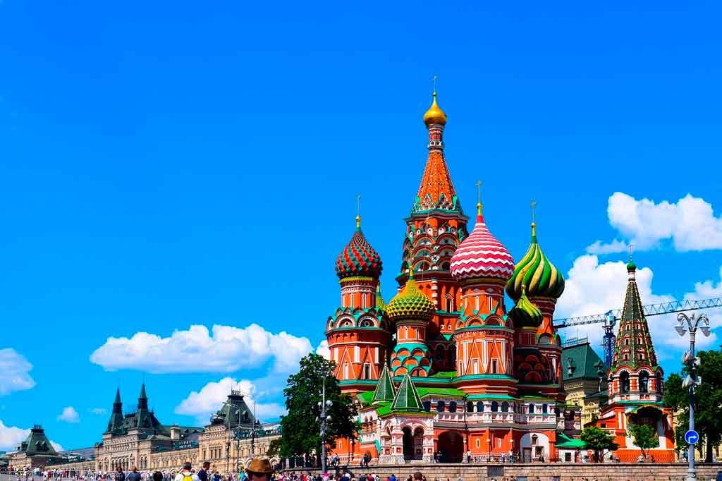 Clima da Rússia
