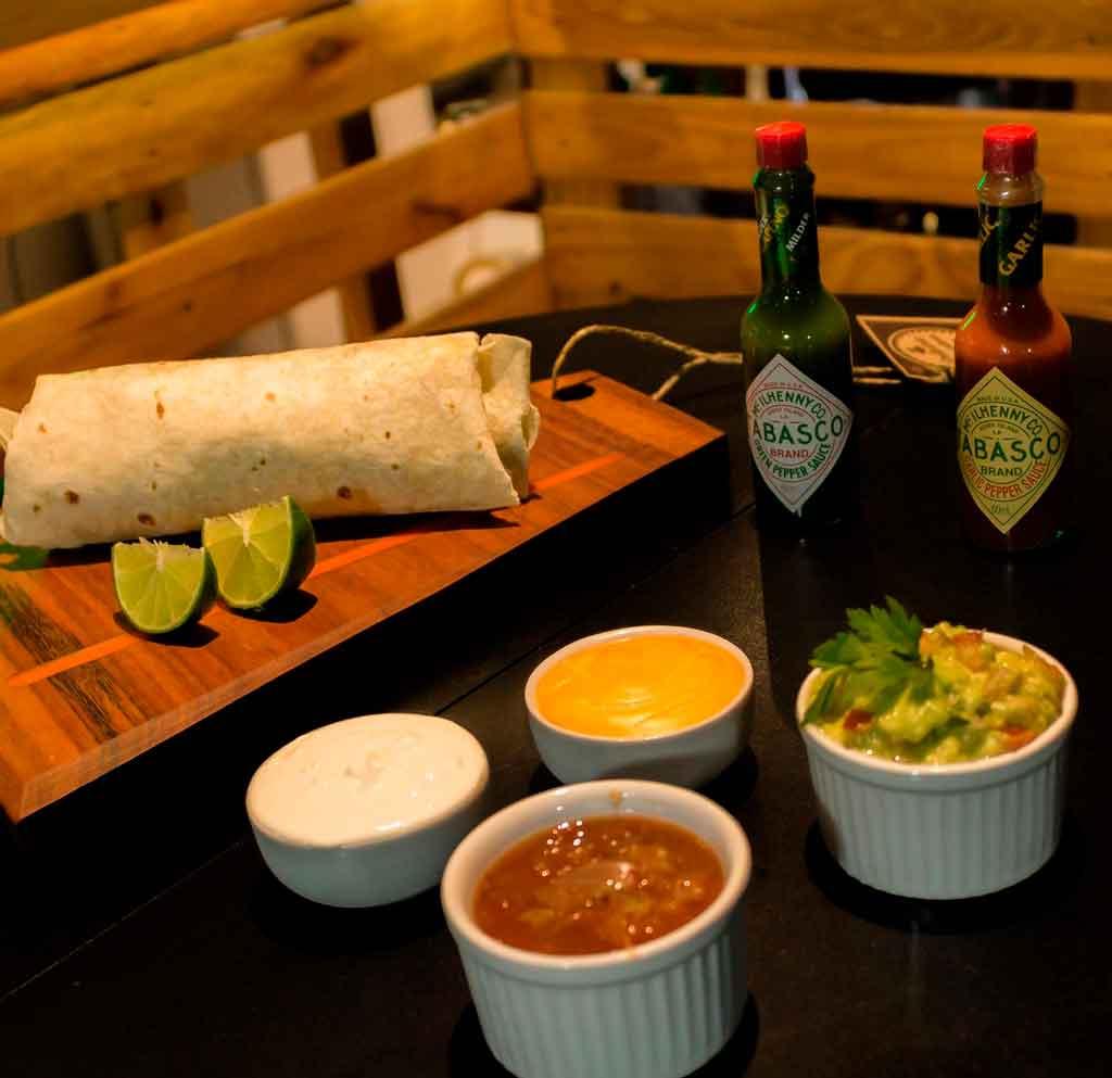 Comidas típicas do México em cada refeição