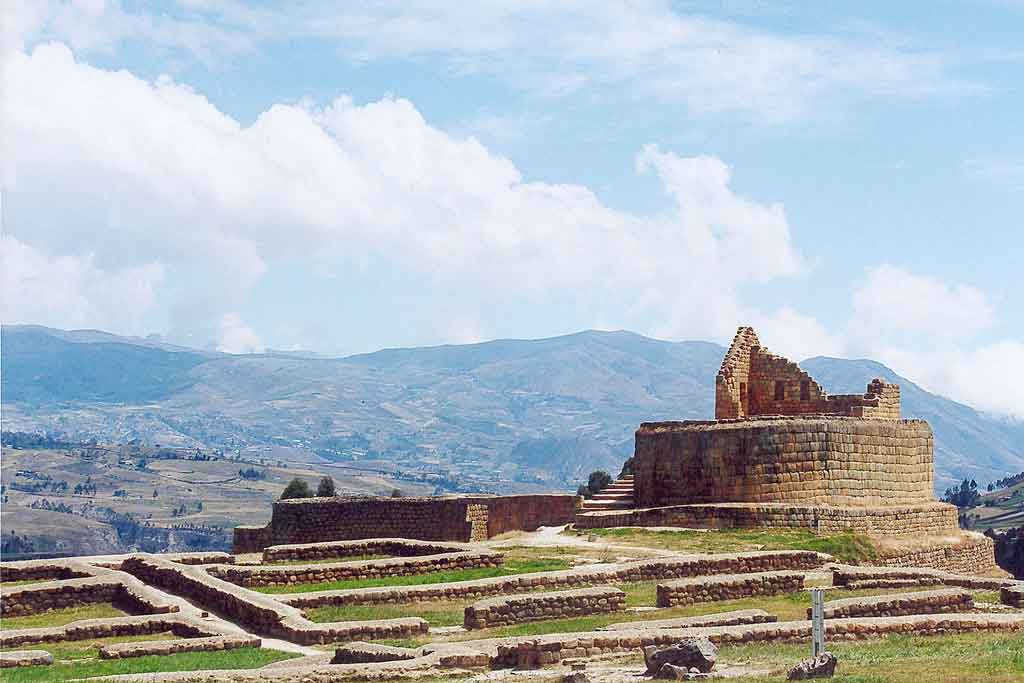 Cuenca Equador ingapirca