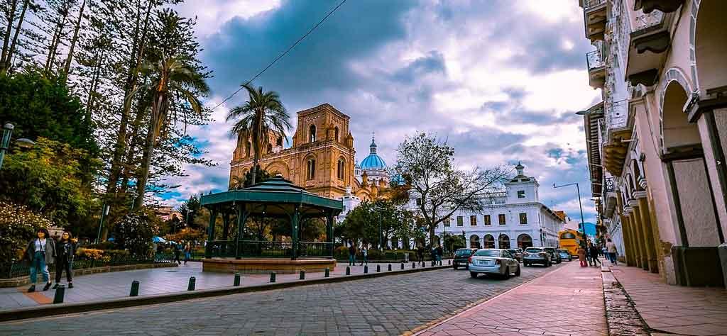 Cuenca Equador onde fica