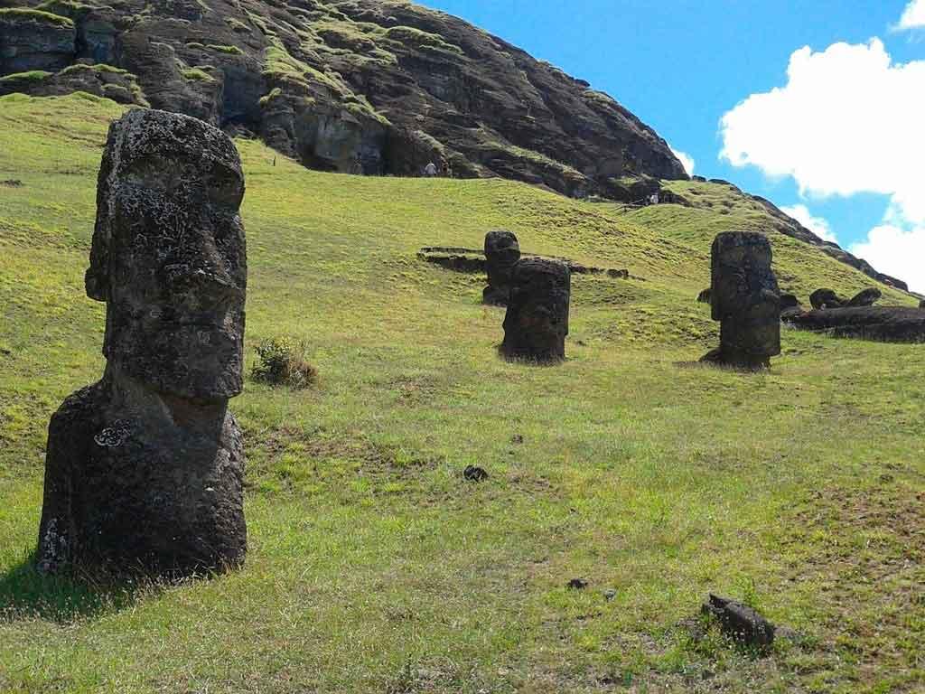 Ilha de Pascoa Hanga Roa