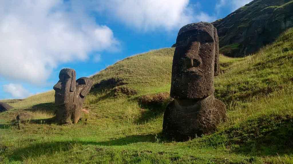 Ilha de Pascoa qual a história