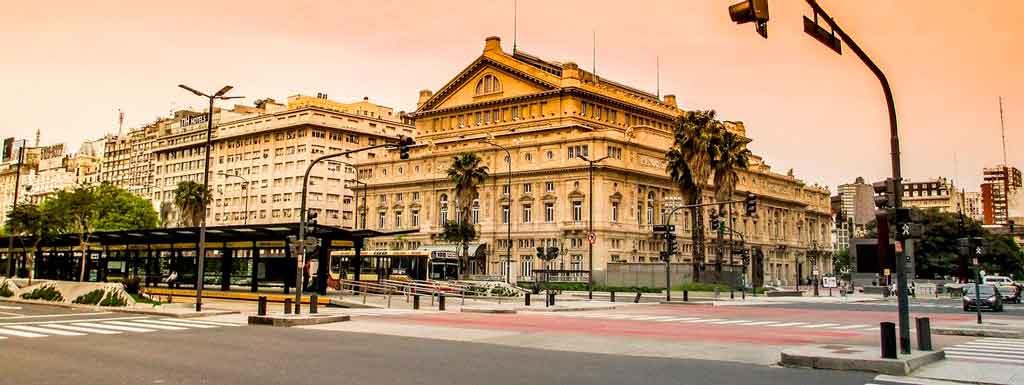 Lugares para lua de Mel Buenos Aires