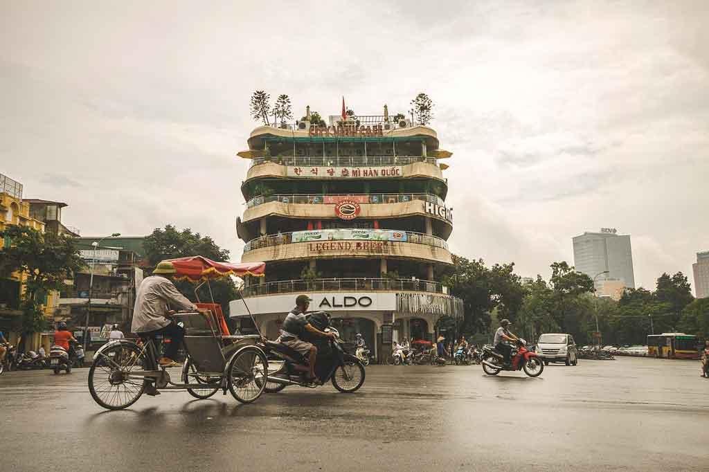 Lugares para lua de Mel Hanoi