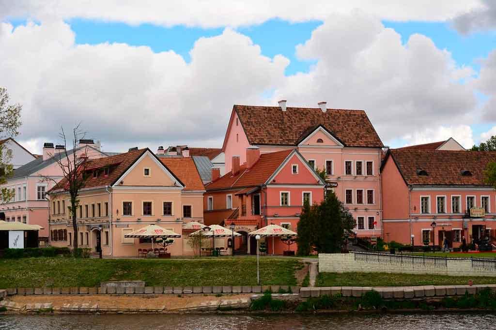 Minsk arquitetura