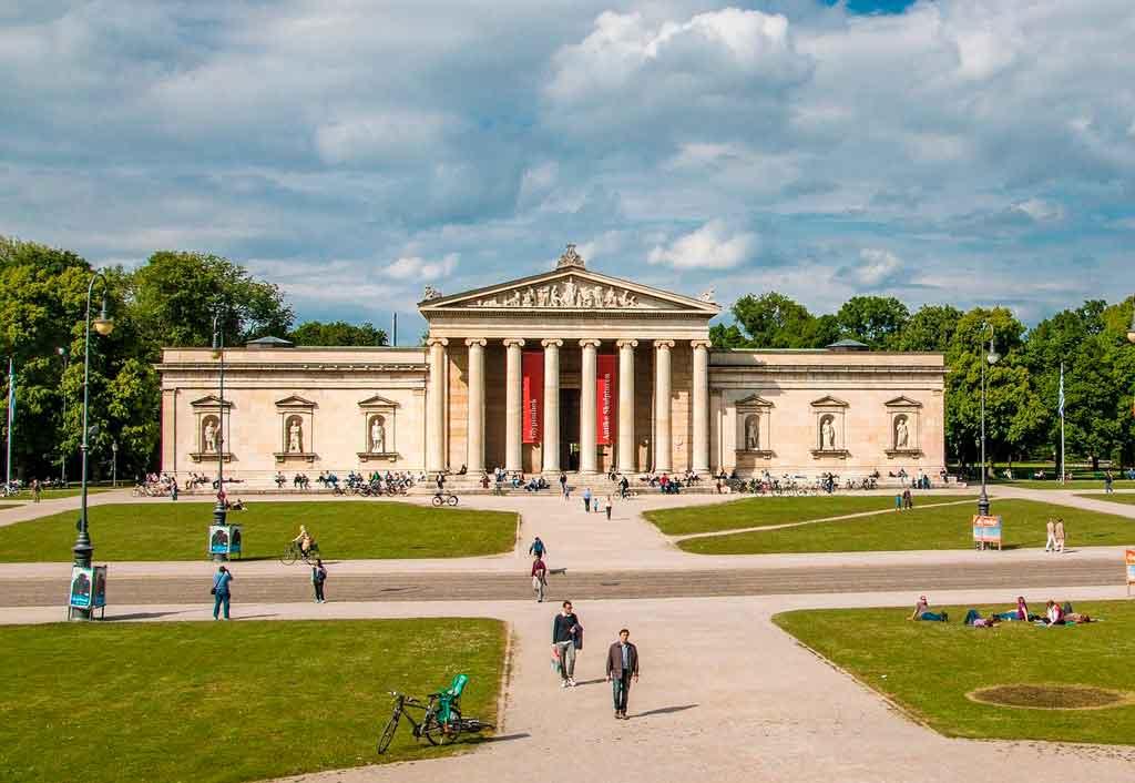 Munique Alemanha museus