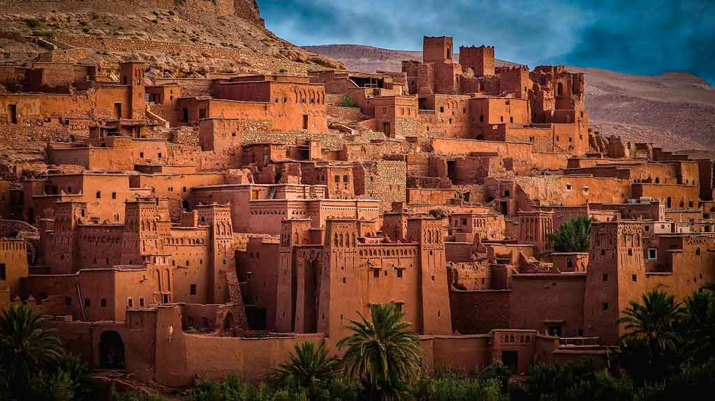 Onde fica o deserto do saara marrocos