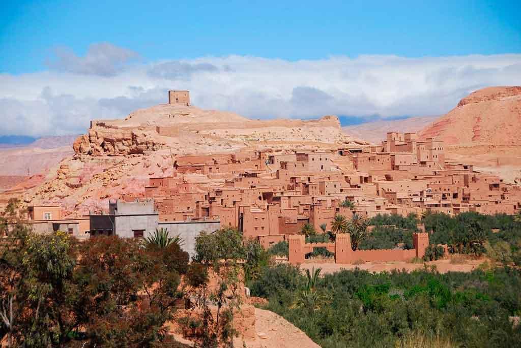 Onde fica o deserto do saara ouarzazate