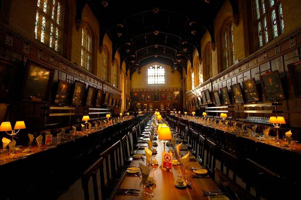 Oxford Inglaterra Christ Church College