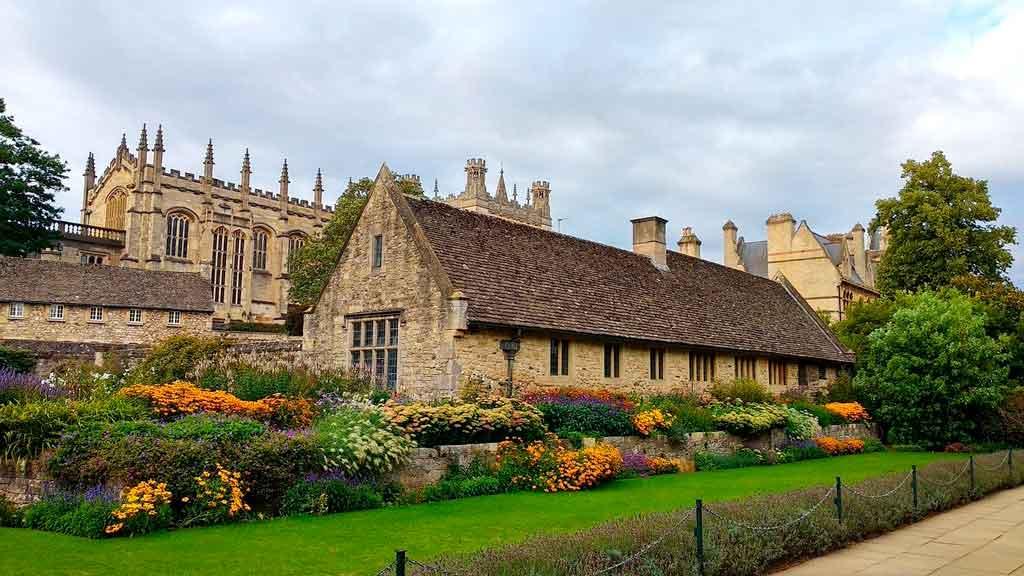 Oxford Inglaterra Jardim Botânico