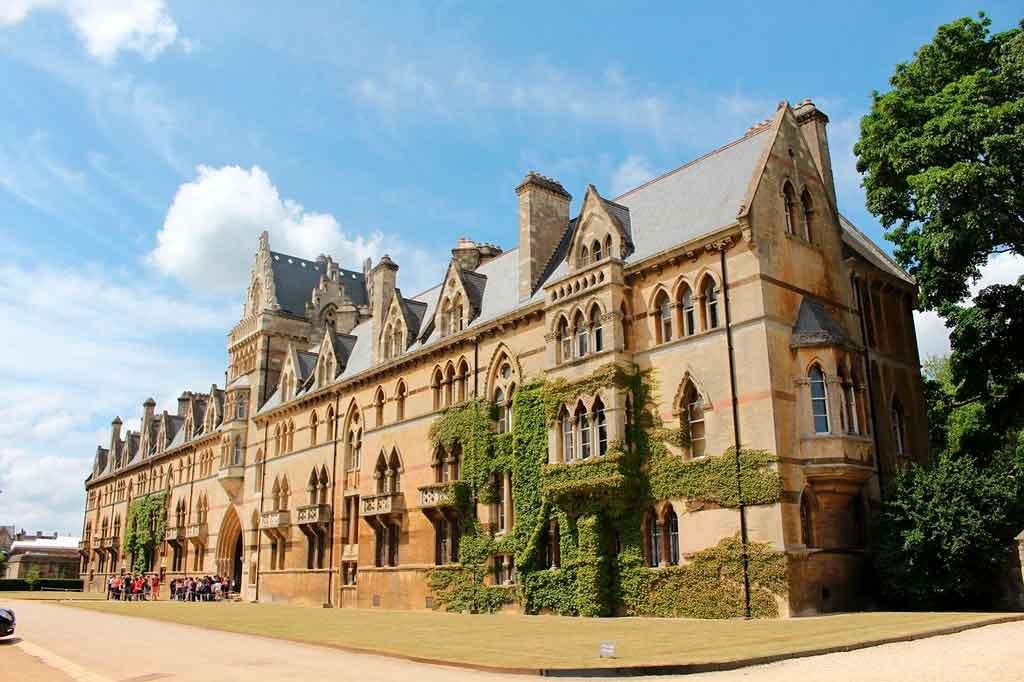 Oxford Inglaterra Universidade de Oxford