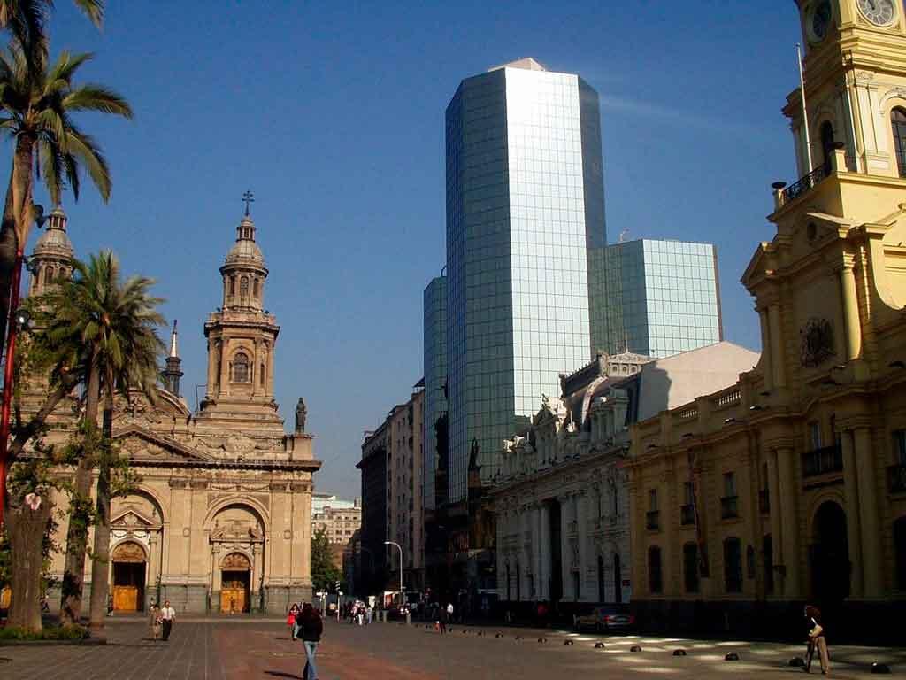 Pontos turísticos de Santiago melhor época