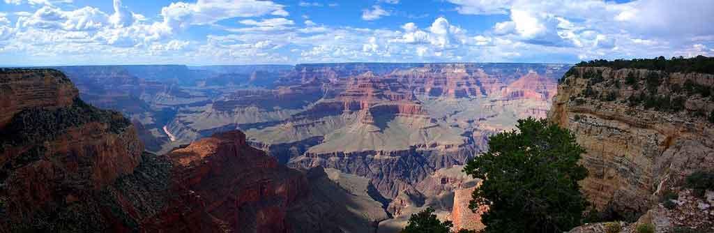 Pontos turísticos nos Estados Unidos grand canyon
