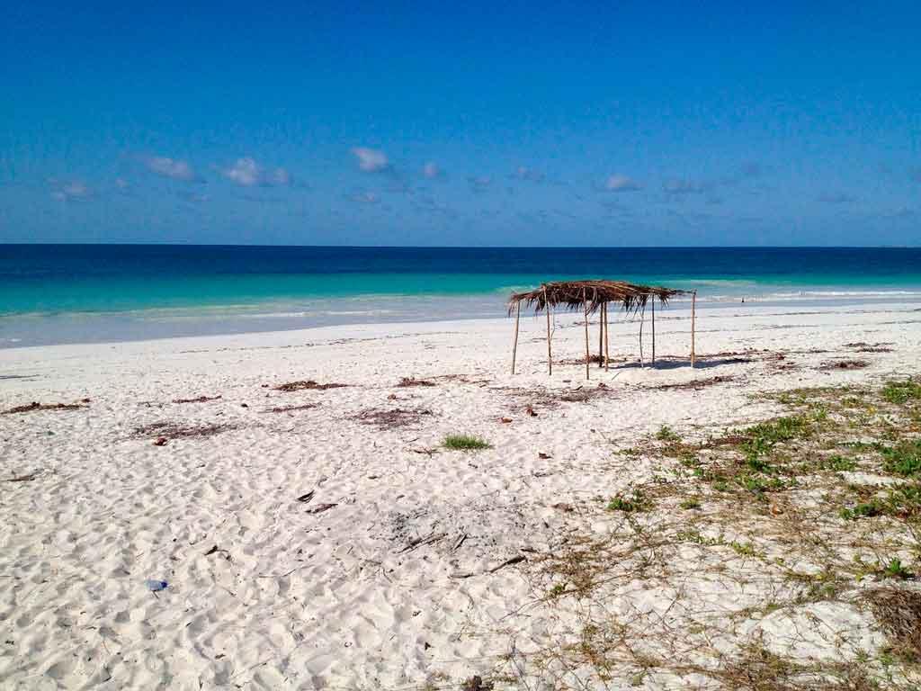Praias de Moçambique dica