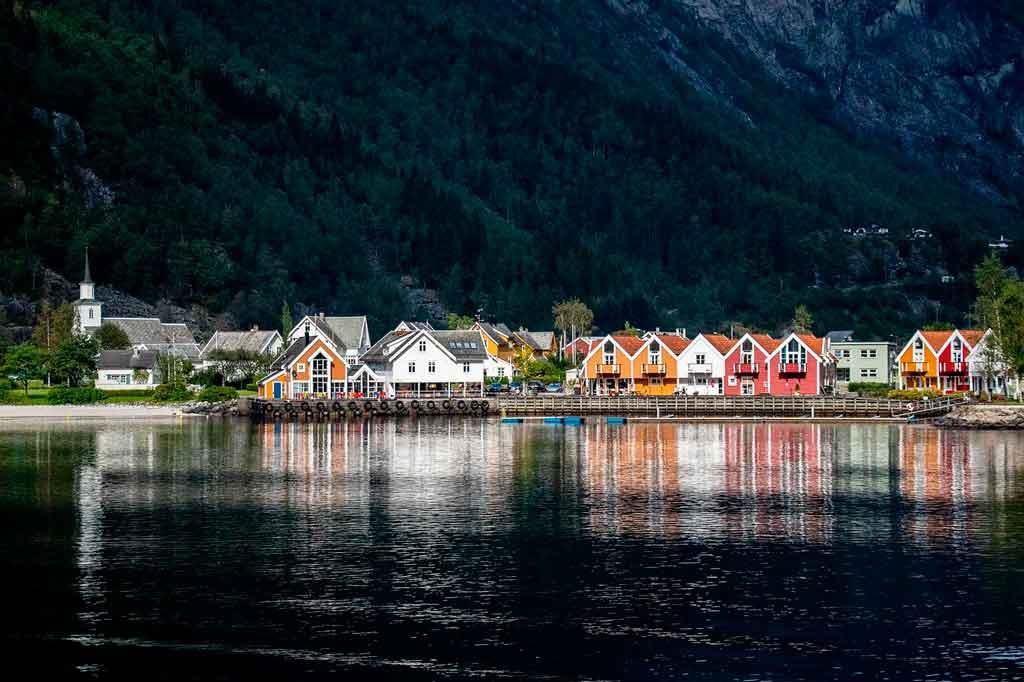 Quais são os países Nórdicos Noruega