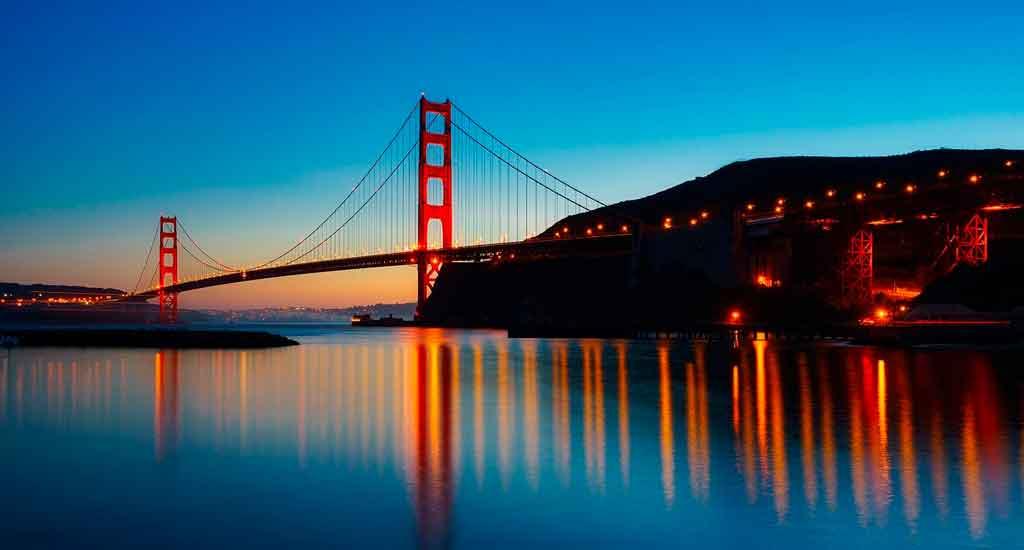São Francisco Golden Gate Bridge