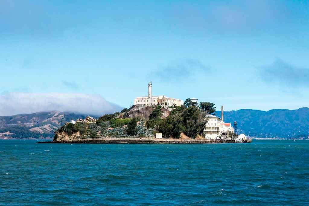São Francisco Ilha de Alcantraz