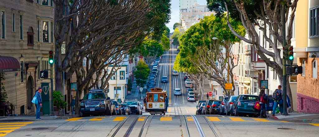 São Francisco onde fica