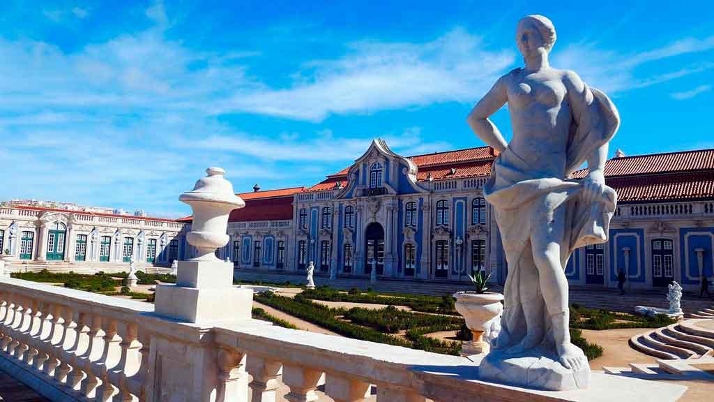 Sintra Portugal castelos e palácios
