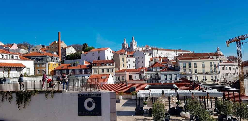 Sintra Portugal como andar