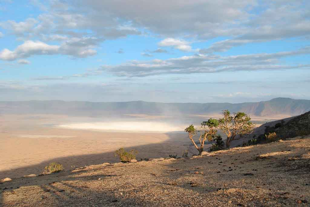 Tanzânia cratera ngorongoro