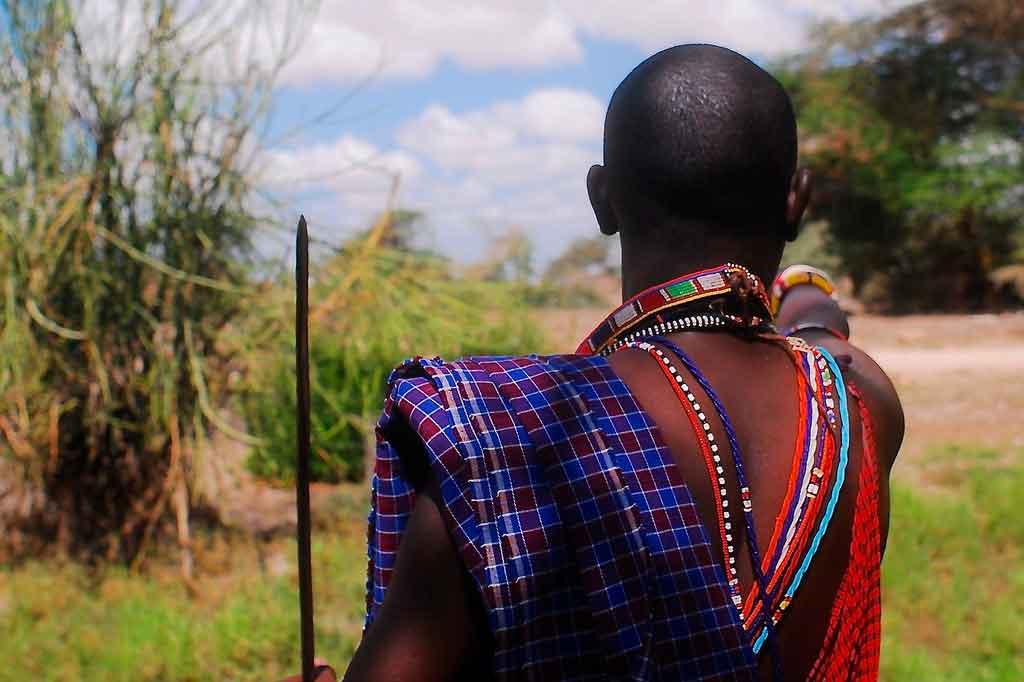 Tanzânia tribo masai