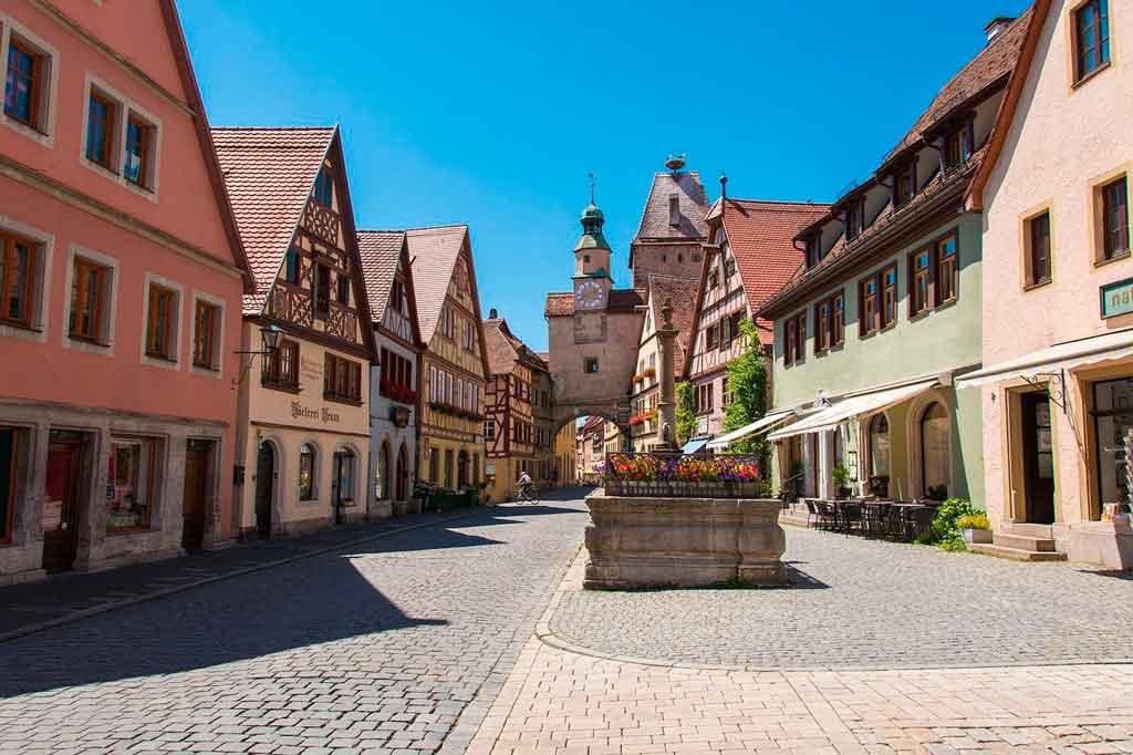 Rothenburg ob der Tauber quando visitar