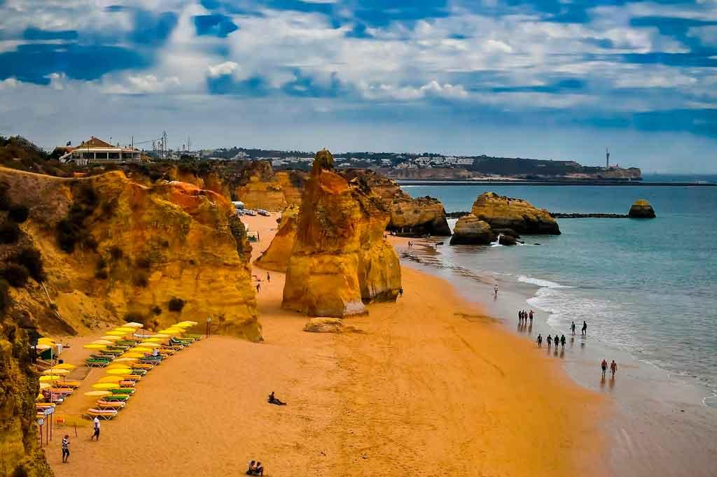 Algarve Portugal Portimão