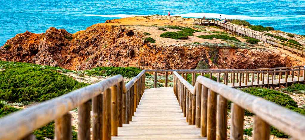 Algarve Portugal Praia do Camilo