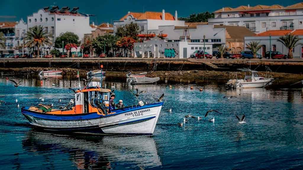 Algarve Portugal Távira