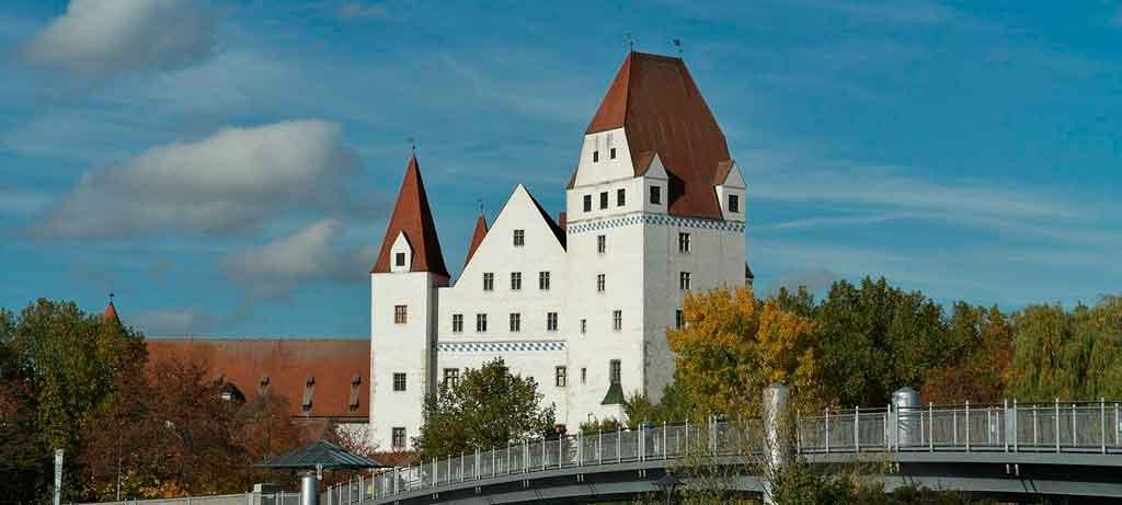 Baviera alemanha Ingolsladt