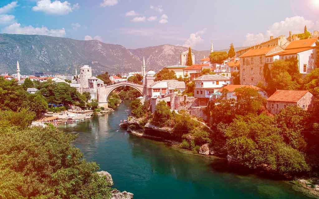 Bosnia e Herzegovina Mostar