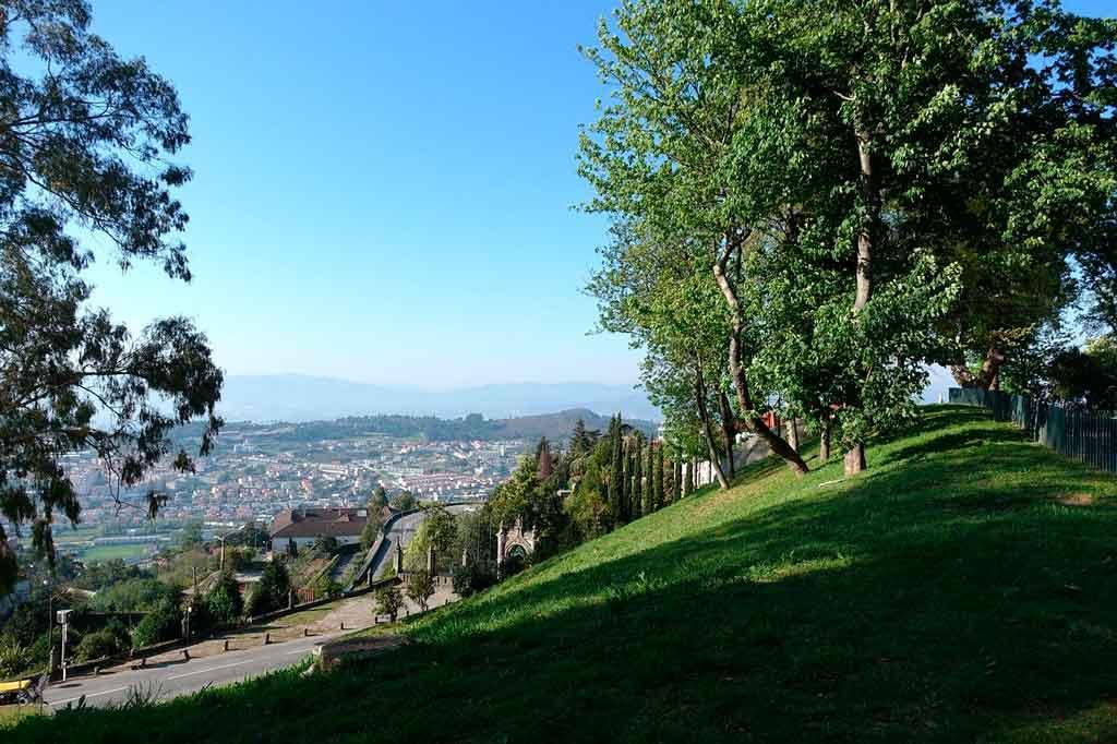 Braga Portugal onde fica