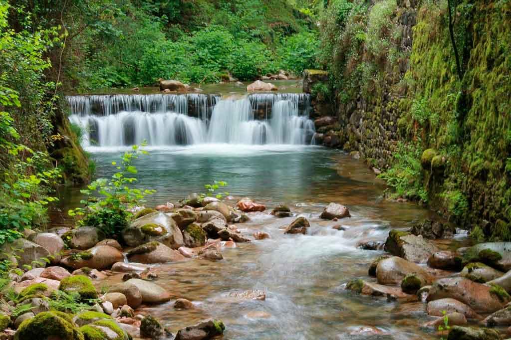 Braga Portugal parque nacional da peneda geres
