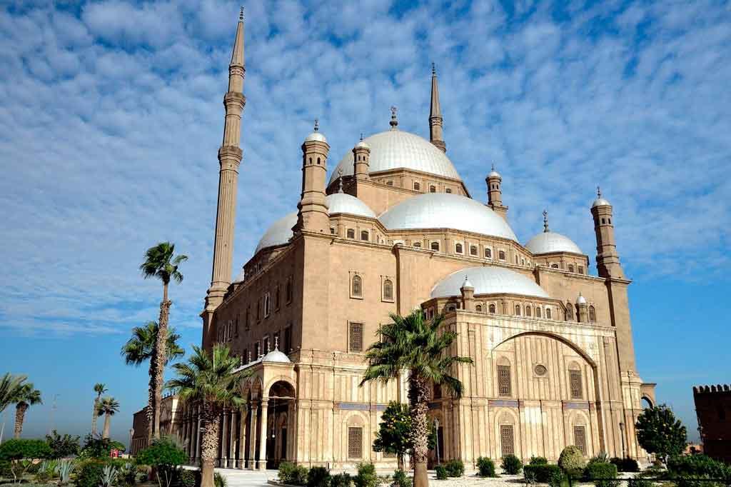 Cairo Egito Mesquita